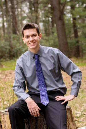 Jake Wendel is a senior at Gilbert School. He is the son of Dave and Tracie Wendel, and is sponsored by the Highland Lake Watershed Association. Contributed