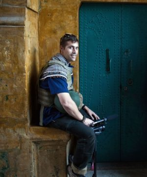 James Foley, Syria 2012. Credit: contributed