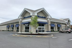 Goodwill of Western and Northern Connecticut built this 14,700-square-foot store in New Milford at 115 Danbury Road, completed in October. Alicia Sakal Republican-American