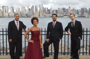 Harlem String Quartet. Amy Schroeder