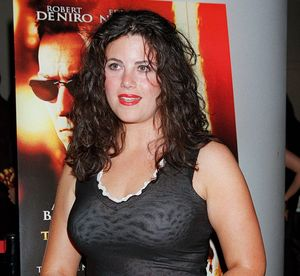 FILE - In this July 11, 2001, file photo, Monica Lewinsky arrives for a special screening of