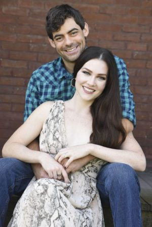 Engagement, Lisa Stankus and Andrew Ryan