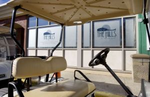 The Hills Restaurant on Park Road in Waterbury Thursday. The city is seeking a new lease deal at The Hills Restaurant in hopes that it can turn its golf course operations there into a money-making operation. The city bid out this upscale bar, restaurant, and banquet hall this year for the first time in decades. But only the current operator, the Ricciardi family, replied, and they didn't meet the city's request for a triple-net deal that mirrors the one that's in place at the city's other golf eatery, East Mountain. The city turned the Ricciardi bid down and is trying again. Mayor Neil M. O'Leary said that he would rather padlock the facility than keep losing money under the current terms. Steven Valenti Republican-American