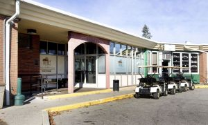 The Hills Restaurant in Waterbury is closing its doors on Sunday after failing to renew its lease with the city. The restaurant overlooking the 18th hole green at Western Hills Golf Course has been in operation 14 years. Steven Valenti Republican-American