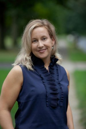 Democrat Liz Linehan challenges Republican Andy Falvey to represent the 103rd House District.