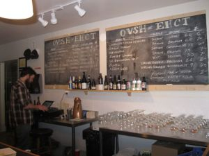 Overshores Brewing tasting room in East Haven, from 2014. Will Siss Republican-American