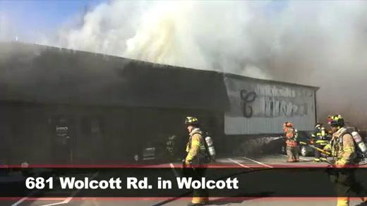 Wolcott Fire