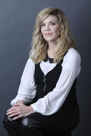 In this Feb. 23, 2017 photo, Grammy Award-winning artist Alison Krauss poses for a portrait in New York to promote her solo album,