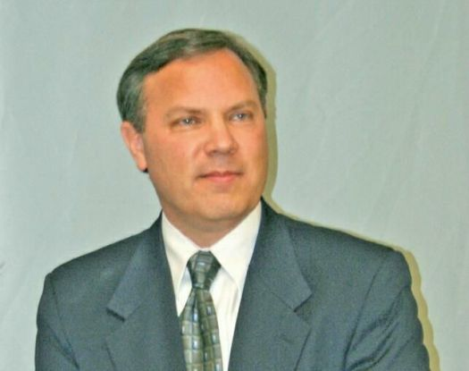 First Selectman Christopher J. Bielik, a Democrat who is running for a third term in office. Contributed photo