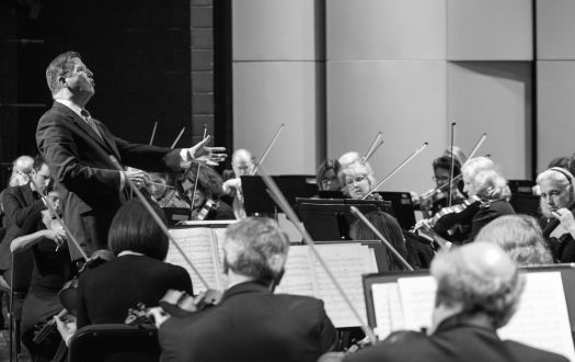 'Phantom of the Opera' is the latest performance by the Waterbury Symphony Orchestra. WSO