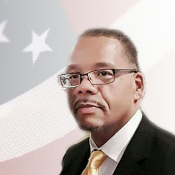 Vernon Matthews Jr., candidate for Board of Aldermen, 2nd District