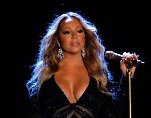 Mariah Carey (AP Photo/Claude Paris, File)