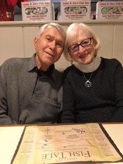 Mr. Theodore and Mrs. Barbara (Borbas) Dumonski. Contributed