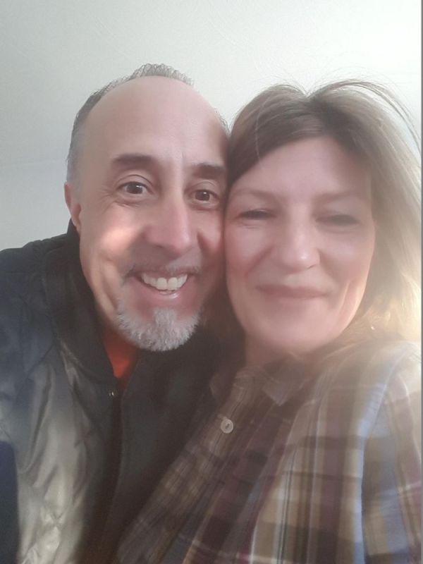 Engagement, Theresa Predzimirski and Paul Hilario