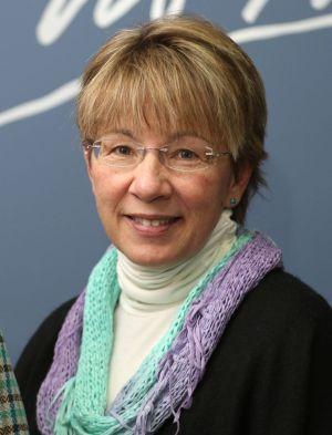 Debbie Mitchell of Woodbury is a member of the Survivors Speak group. Steven Valenti Republican-American