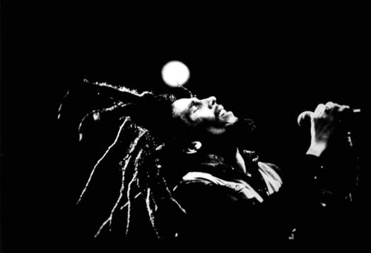 Bob Marley. Contributed