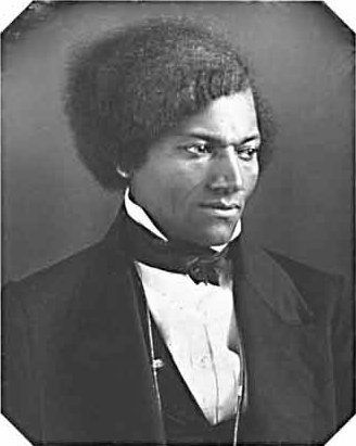 A monthlong Frederick Douglass celebration is now on display at Quinnipiac University in Hamden.