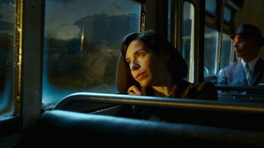Sally Hawkins, nominee for Best Actress is shown in a scene from 'The Shape of Water, also up for Best Picture. Fox Searchlight