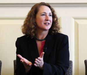 U.S. Rep. Elizabeth H. Esty, D-5th District. Republican-American archive