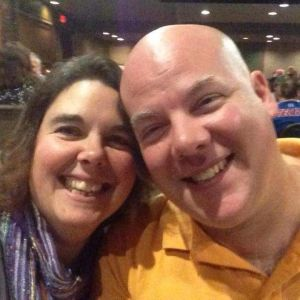 Heather and Stephen Fisher, who still live in their native Torrington and have three children, will celebrate their 25th wedding anniversary on March 13. Contributed