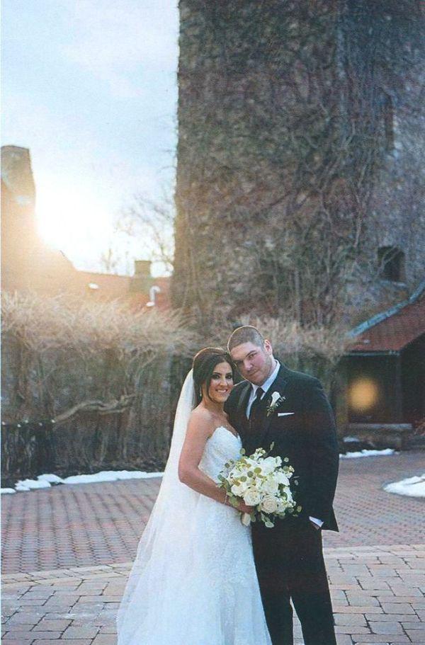Lauren Czarzasty and Donato Markie. Contributed