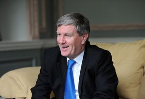 Daniel Mulhall, Ireland's ambassador to the U.S. Embassy of Ireland USA