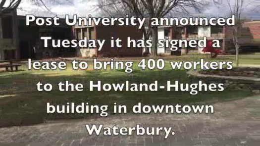 Howland-Hughes deal closes in Waterbury