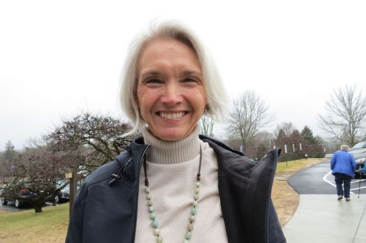 Maria Horn, the Democratic challenger for the 64th House District. Ruth Epstein Republican-American