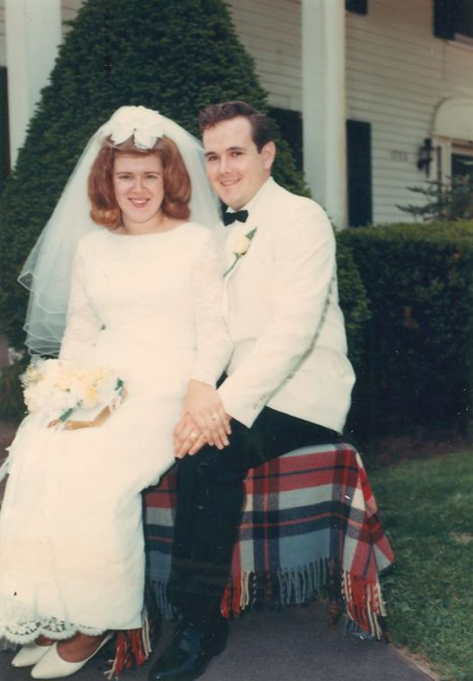 Mr. and Mrs. Bruce R. McMinn. Contributed