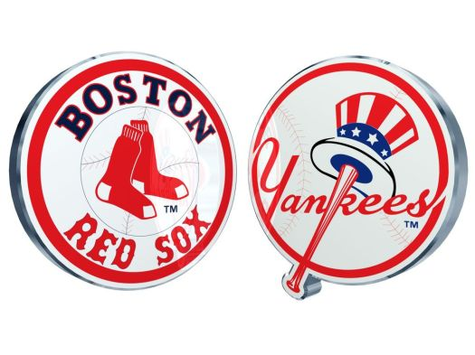 Boston Red Sox and New York Yankees