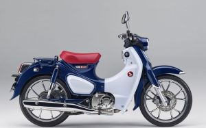 Courtesy Honda A 2019 Honda Super Cub