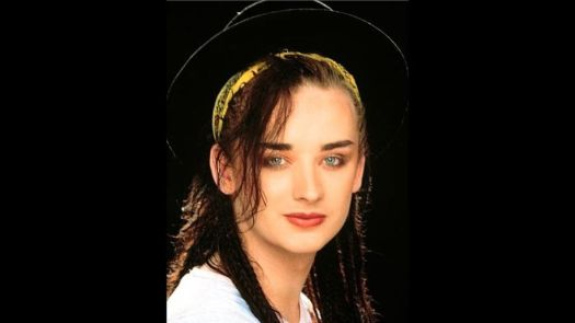 Young Boy George