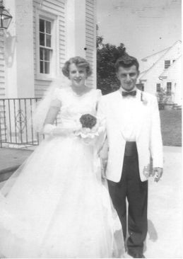Micheal and June (Brundage) Farina Sr. Contributed