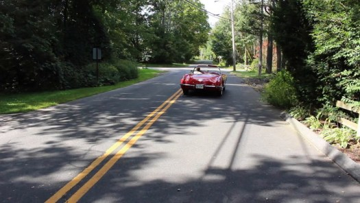 1960 Chevrolet Corvette - promo