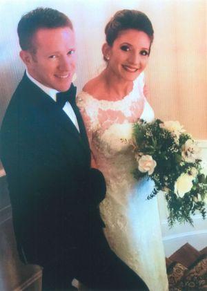 Mr. and Mrs. Adam R. Kozak