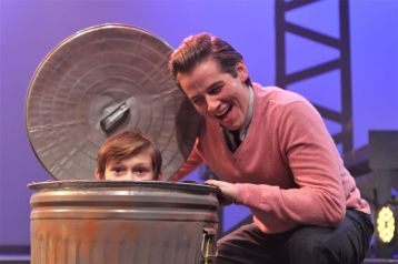2 Tommys- RJ Vercellone (young Tommy) and Garrison Carpenter (Paul Roth)