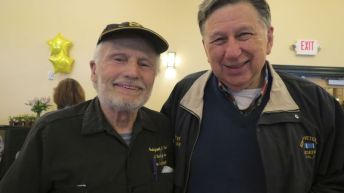 Peter Andrighetti and Steve Ardussi, both of Litchfield