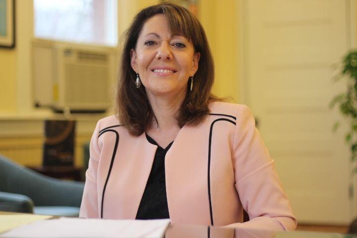 Torrington Superintendent Susan Lubomski. Republican-American archive