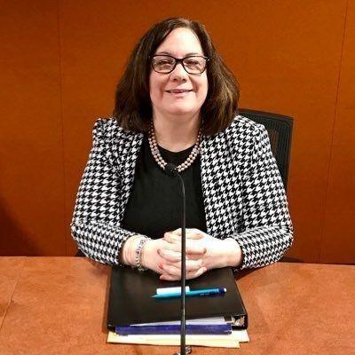 WATERTOWN -- Watertown High School Principal Janet Parlato.archives