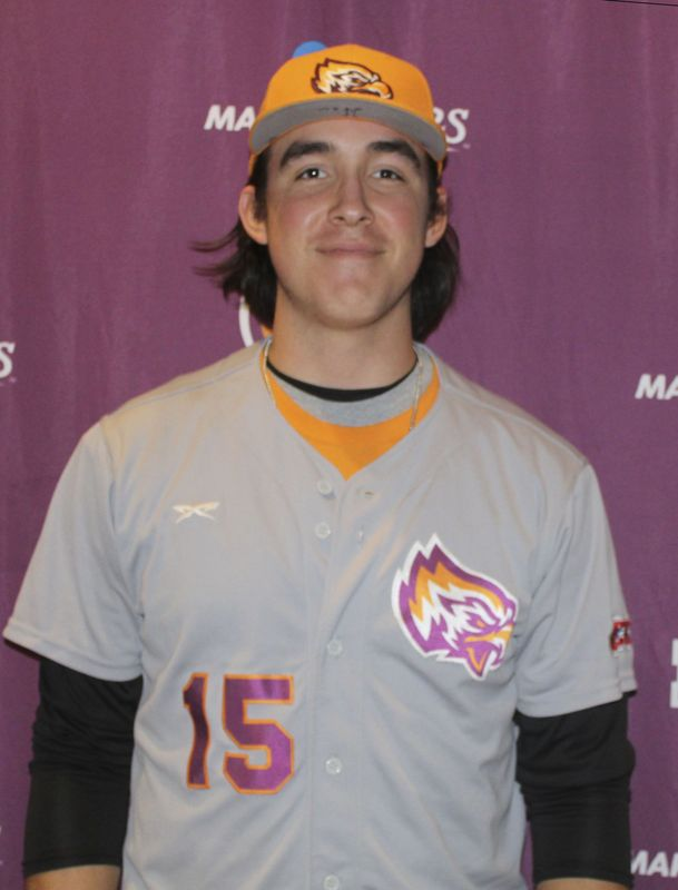 Contributed Post UniversityTyler Keith, a junior catcher with the Post University baseball