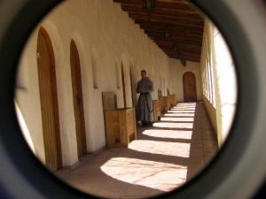 Monastic cloister