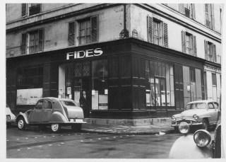 Succursale des Éditions Fides à Paris
