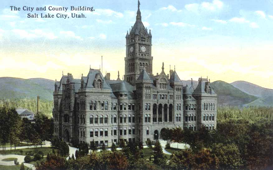 Salt Lake City County Building