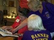 Women Coal Miners Reunion - Archives Visit