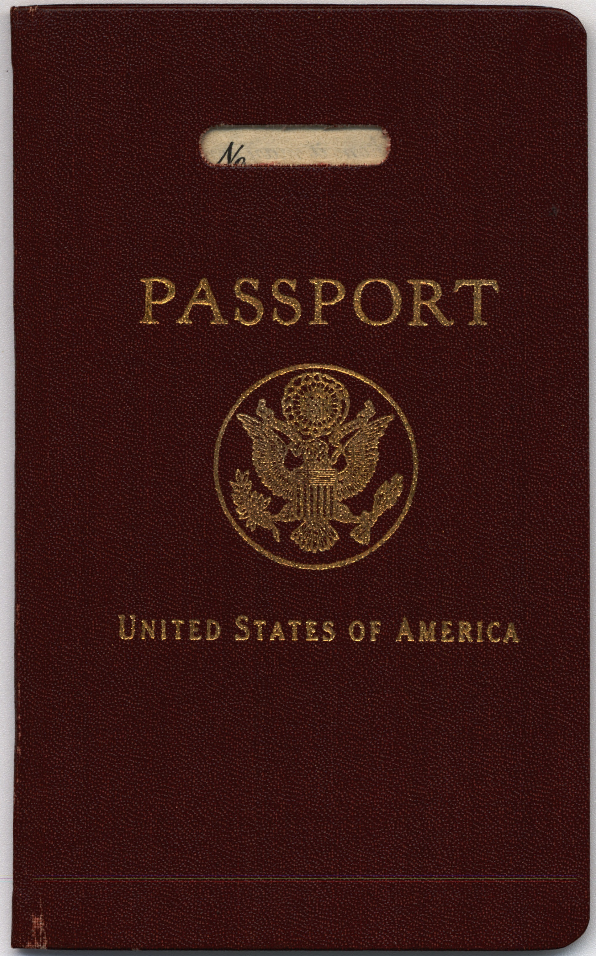 Passports And Travel Documents For Pilgrims Gold Star