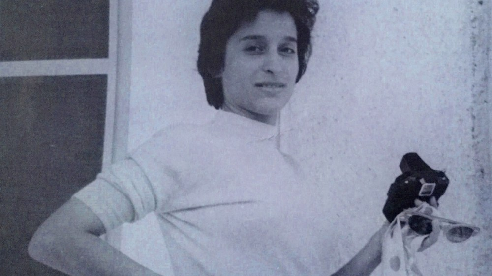 archival picture of a woman named Lilian from documentary Lilian Poetess