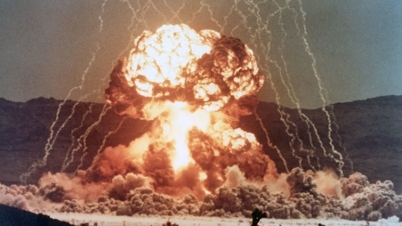 De-classified: Nuclear Test Footage and Our Dangerous Past