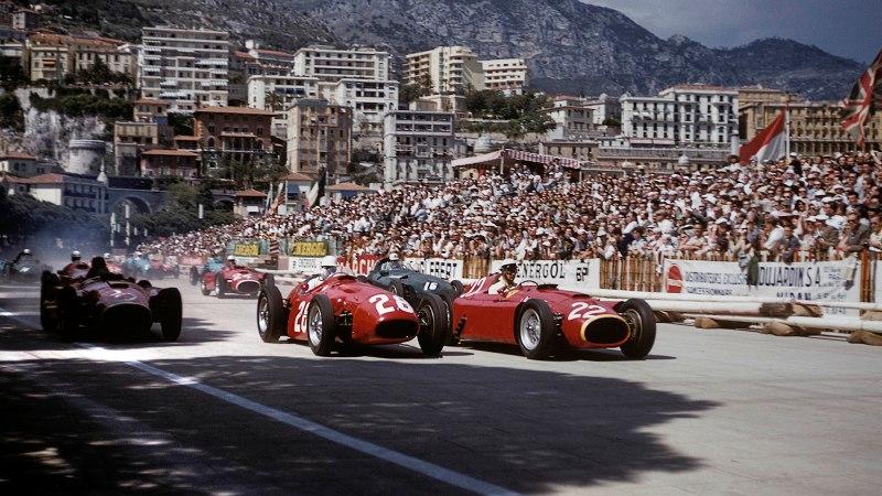 Rare Archives Bring Ferrari Film to Life