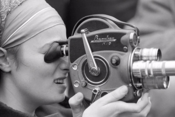 """""""BARBARA RUBIN & THE EXPLODING NY UNDERGROUND"""": Interview with Chuck Smith on his new film"""