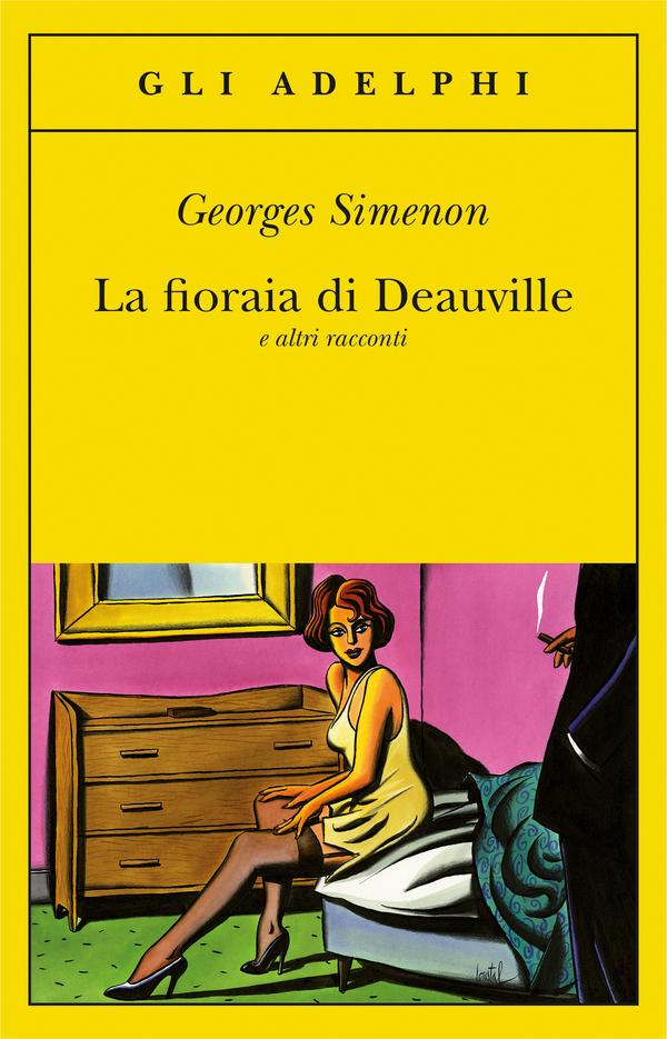La fioraia di Deauville (Adelphi 2017)